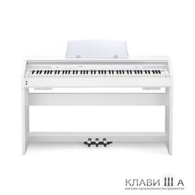 Цифровое пианино Casio PX-750 WE