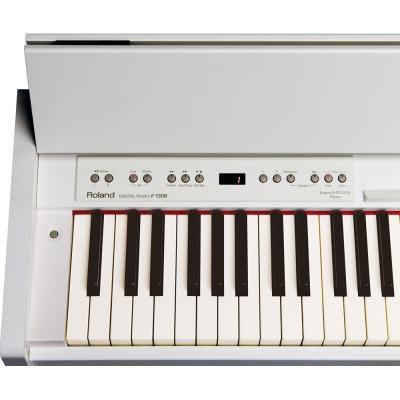 Цифровое пианино Roland F-130R WHA