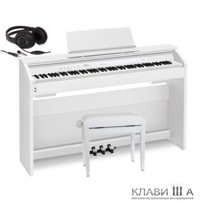 Цифровое пианино Casio Privia PX-850WE