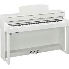 Цифровое пианино Yamaha Clavinova CLP 575WH