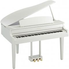 Цифровой рояль Yamaha Clavinova CLP 565GPWH
