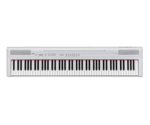 Цифровое пианино Yamaha P-105WE
