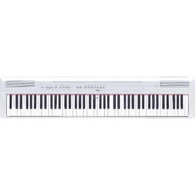 Цифровое пианино Yamaha P-115WH