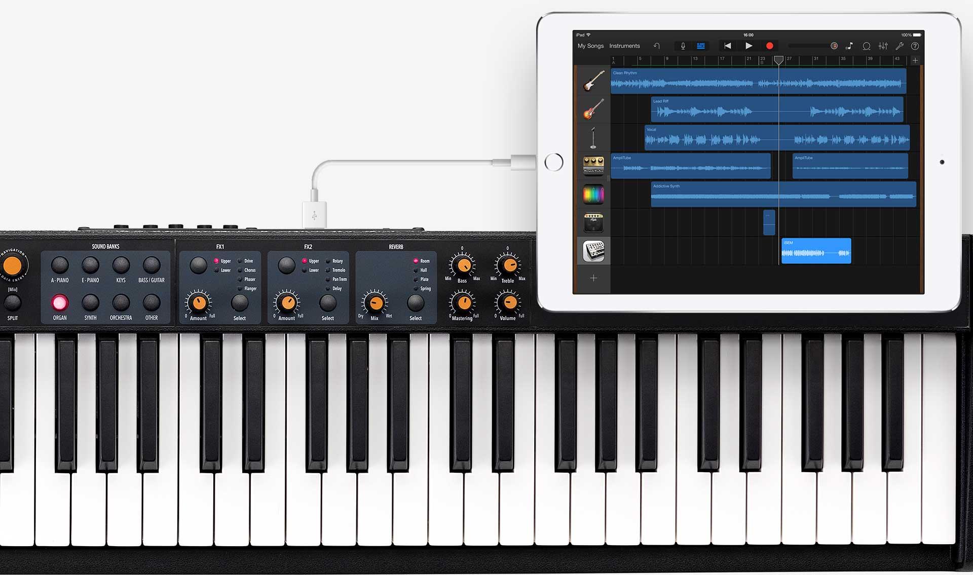 Цифровое пианино STUDIOLOGIC NUMA COMPACT 2X