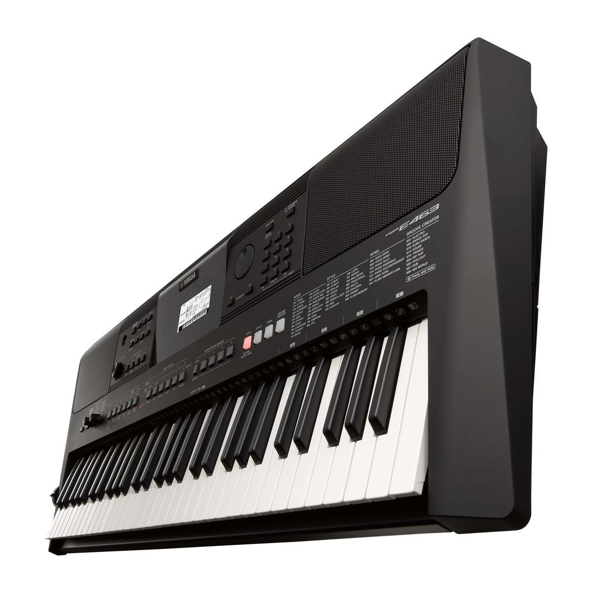 Синтезатор Yamaha PSR-E463