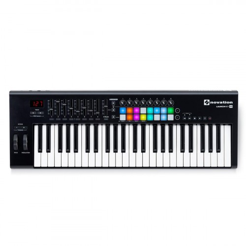 MIDI-клавиатура NOVATION Launchkey 49 MKII